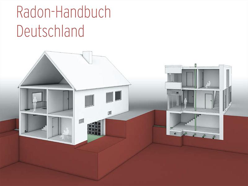 BfS veröffentlicht Radon-Handbuch für Deutschland